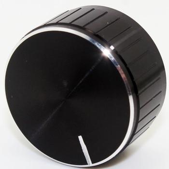 32 x 17mm  34 x 17mm Volume Control Amplifier Knob  Circular Shaft Potentiometer Knobs amplifier volume potentiometer b50kx4 quadruple motor potentiometer handle length 25mm