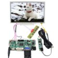 1024X600 резистивная сенсорная панель HSD089IFW1 8 9 дюймов ЖК-экран N089L6 HDMI DVI VGA ЖК-контроллер плата