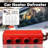 Car Heater 26W 12V/24V Diesels Heater Auto Windshield Defroster Demister for Vehicle Trucks With Speed Switch