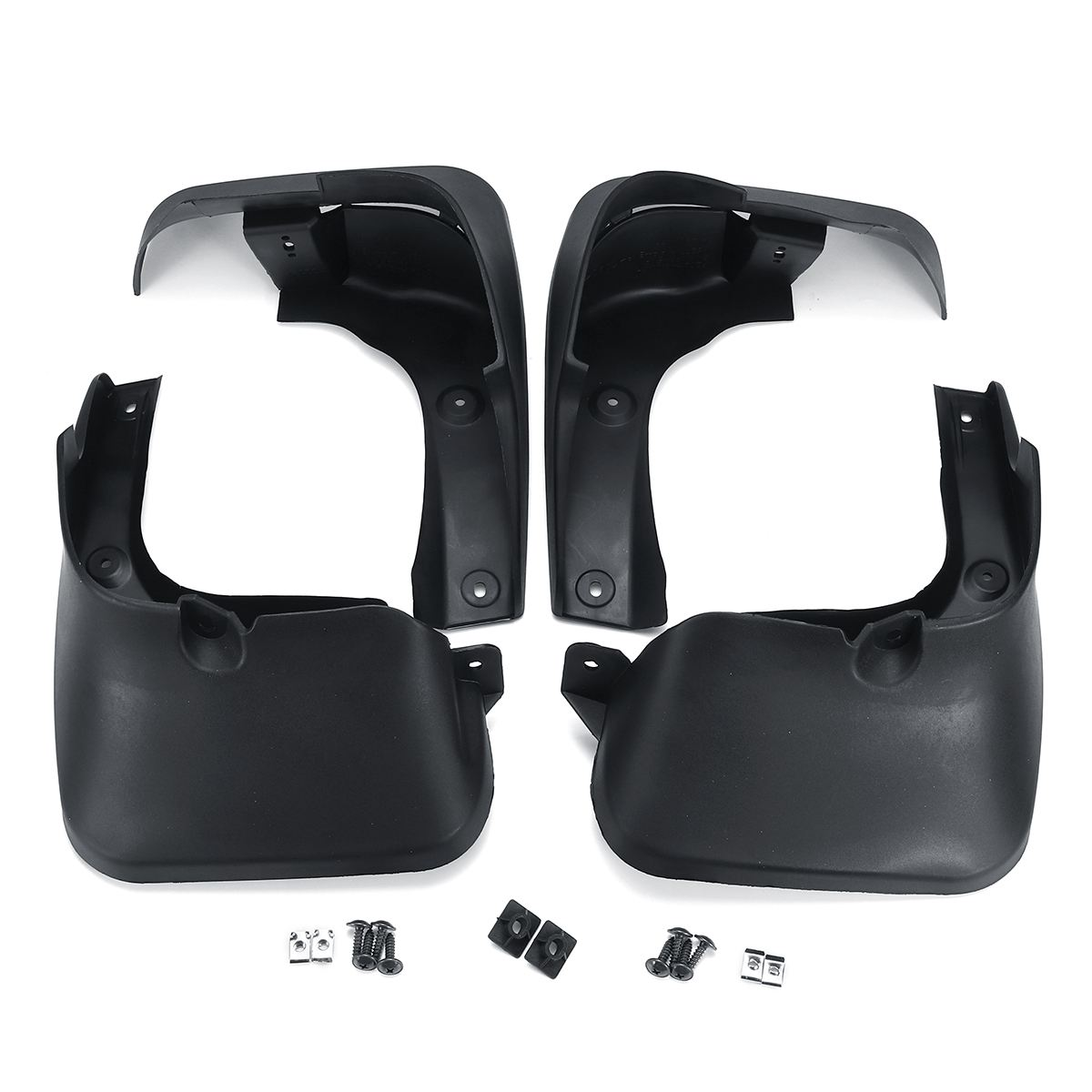 Image 2 - Car Mud Flaps For LEXUS RX RX270 RX300 RX350 RX450H 2010 2015 Splash Guards Mudflaps Mudguards Accessories-in Mudguards from Automobiles & Motorcycles