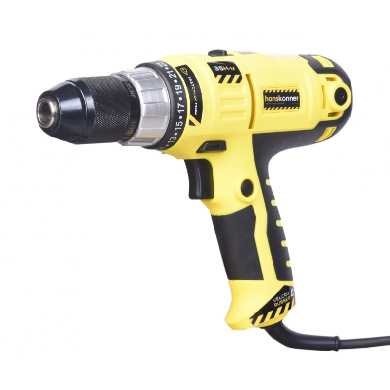 Drill driver electric Hanskonner HID2145P philips shc5102