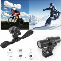 1080P Waterproof Sport Camera Helmet Motorcycl Cycling DVR Video Recorder Drift Ghost Mini Outdoor Sport DV With Accessories Set