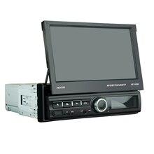 7 pollici Car Stereo Radio Lettore Retrattile Presse Bluetooth Dello Schermo di Sostegno del Giocatore di Mp5 Videocamera vista posteriore (Fotocamera Non Inclusa)