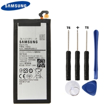 Original Replacement Phone Battery EB-BJ730ABE For Samsung Galaxy J7 Pro J730F J730DS J730FM J730GM Rechargeable Battery 3600mAh samsung original replacement battery eb bj730abe for samsung galaxy j7 pro j730f j730g j730ds j730fm j730gm j730k 3600mah