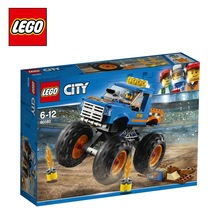 Конструктор LEGO City Great Vehicles 60180 Монстр-трак