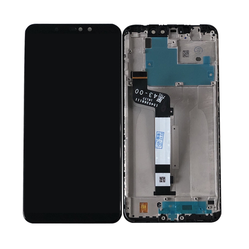 """Image 2 - Original M&Sen For 6.26"""" Xiaomi Redmi Note 6 Pro LCD Display Screen With Frame+Touch Panel Digitizer For Redmi Note 6 Display-in Mobile Phone LCD Screens from Cellphones & Telecommunications"""