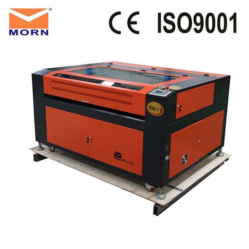 Co2 MT-L1410 Laser Machine De Découpe coupe double panneau de couleur panneau de densité de mise au point automatique