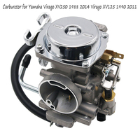 1*100% Brand New And High Qaulity Carburetor Carb Fit for Yamaha Virago XV250 1988 2014 Virago XV125 1990 2011