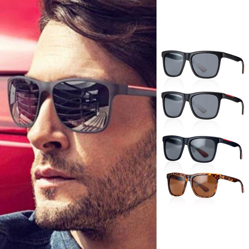 New Classic Sunglasses Men Women Vintage Square Frame Sun Glasses Luxury Brand Designer UV400 Mirror Sunglass Eyewear Shades