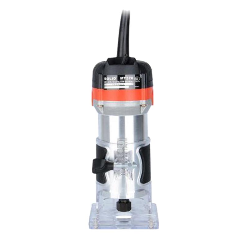 כלים יד 220V 35000Rpm 530W חשמלי יד גוזם עץ Edge 1/4 כלים נתב אינץ ווד נתב גוזם עבור כלי קידוח נגרות / EU (1)