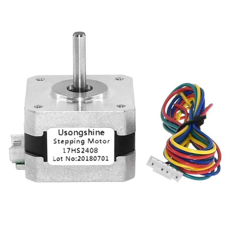 0 6A High Accuracy 17HS2408 Stepper Motor Laser 3D Printer Motor Driver Suitable for 3D printer