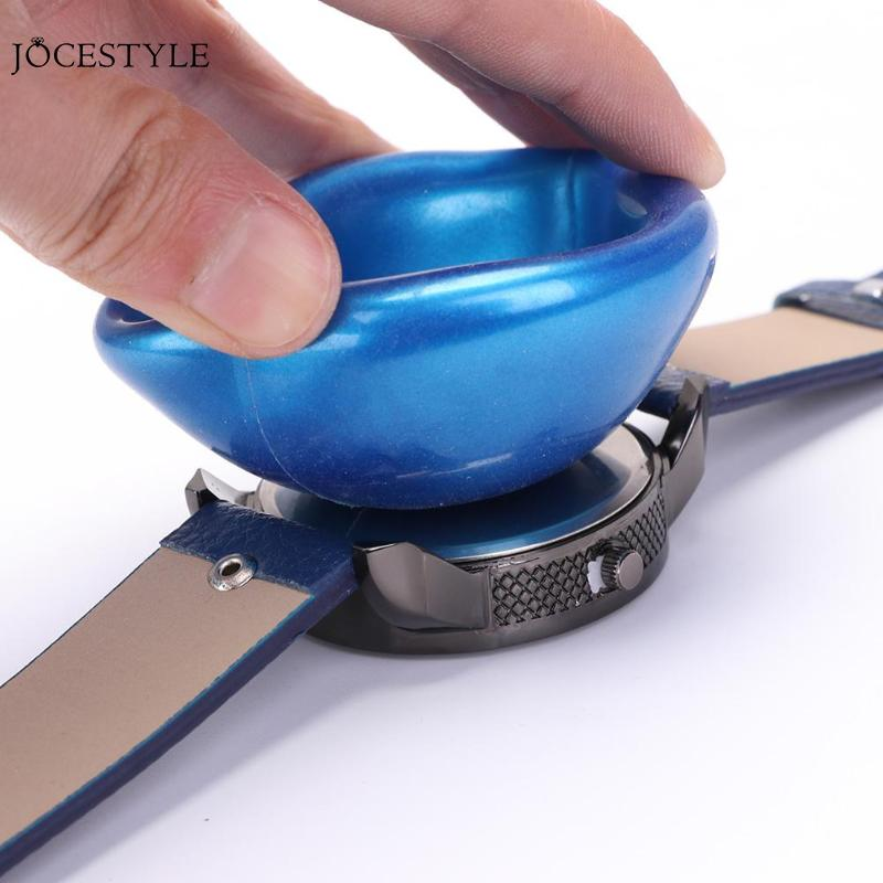Screwing Ball Type Watch Friction Sticky Back Case Opener Tool Watchmaker For Watchmaker Repair Tool Random Color Dropshipping