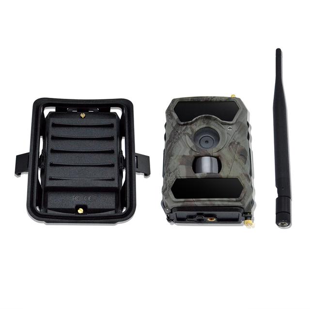 Willfine 3.0CG App Control Outdoor Surveillance Cameras 3G Wildlife Cameras MMS Hunting Game Cameras 3G Wild Hunter Cameras
