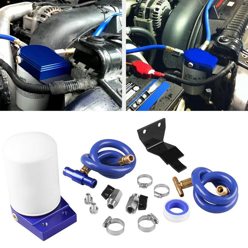 Coolant Filtration System Filter Kit 2003 07 Ford 6.0L Powerstroke Diesel Turbo Exhaust Gas Circulation 6.0L 2019