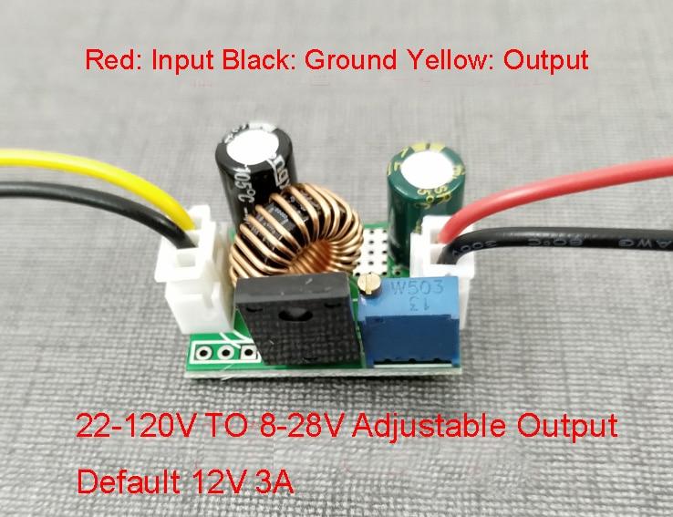 Handlebar USB Power Charger Adapter 36V 48V 60V 72V 84V to 5V 2A for Ebike GW