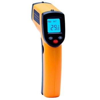 Termòmetre làser amb alta precisió de màquina infrarroja GM320
