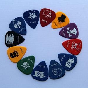 12pcs set Guitar Picks Profess