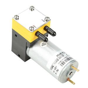 Image 5 - Новый электрический двигатель постоянного тока 12 В/24 В 0,4 1 л/мин, микро мембранный вакуумный самовсасывающий водяной насос