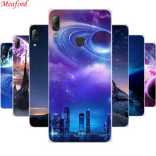 K5 Pro 5.99 case For Lenovo phone Case art planet painted Soft Silicone TPU Back Cover K 5 K5pro