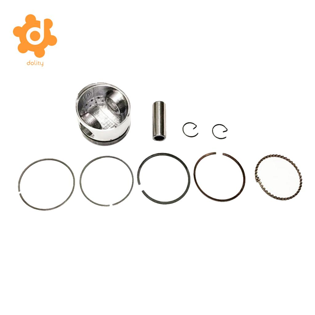 39mm Piston Kit Set for GY6 50cc Engine Moped Scooter Pit