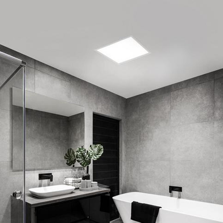 Yeelight Ultra Thin LED Ceiling Panel Light Downlight Dustproof AC220-240V-30x30cm White