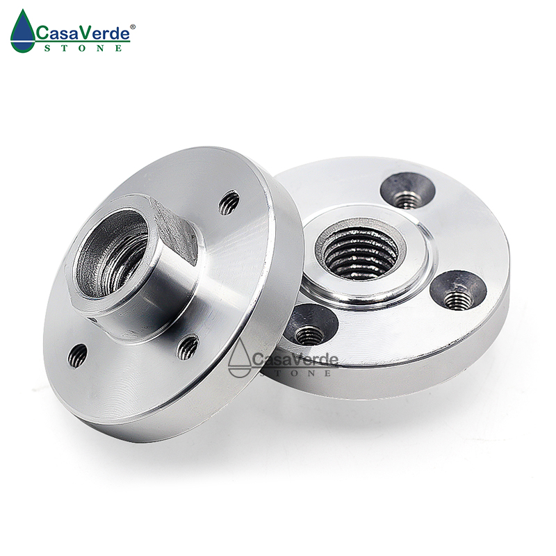 2pcs/lot Angle Grinder Accessories Saw Blade Adapter Support Fixed Thread M14 Aluminum Flange For Diameter 80mm-150mm