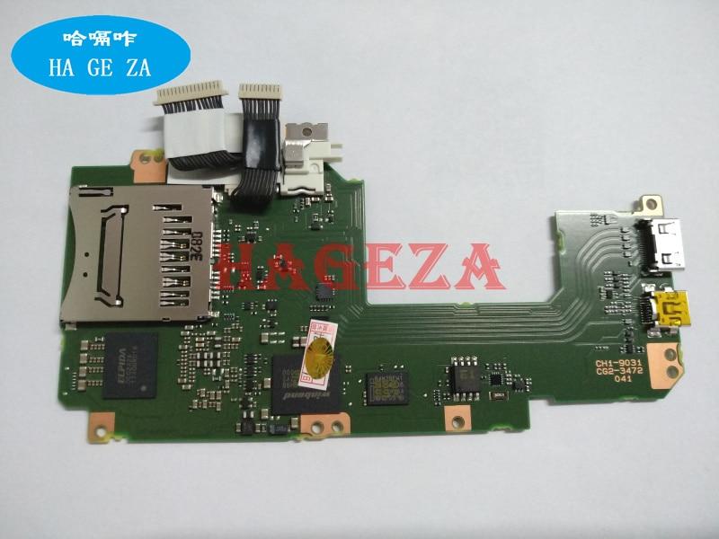 100% nouvelle et originale carte mère 70D pour Canon 70D carte principale PCB caméra de remplacement unité pièces de réparation
