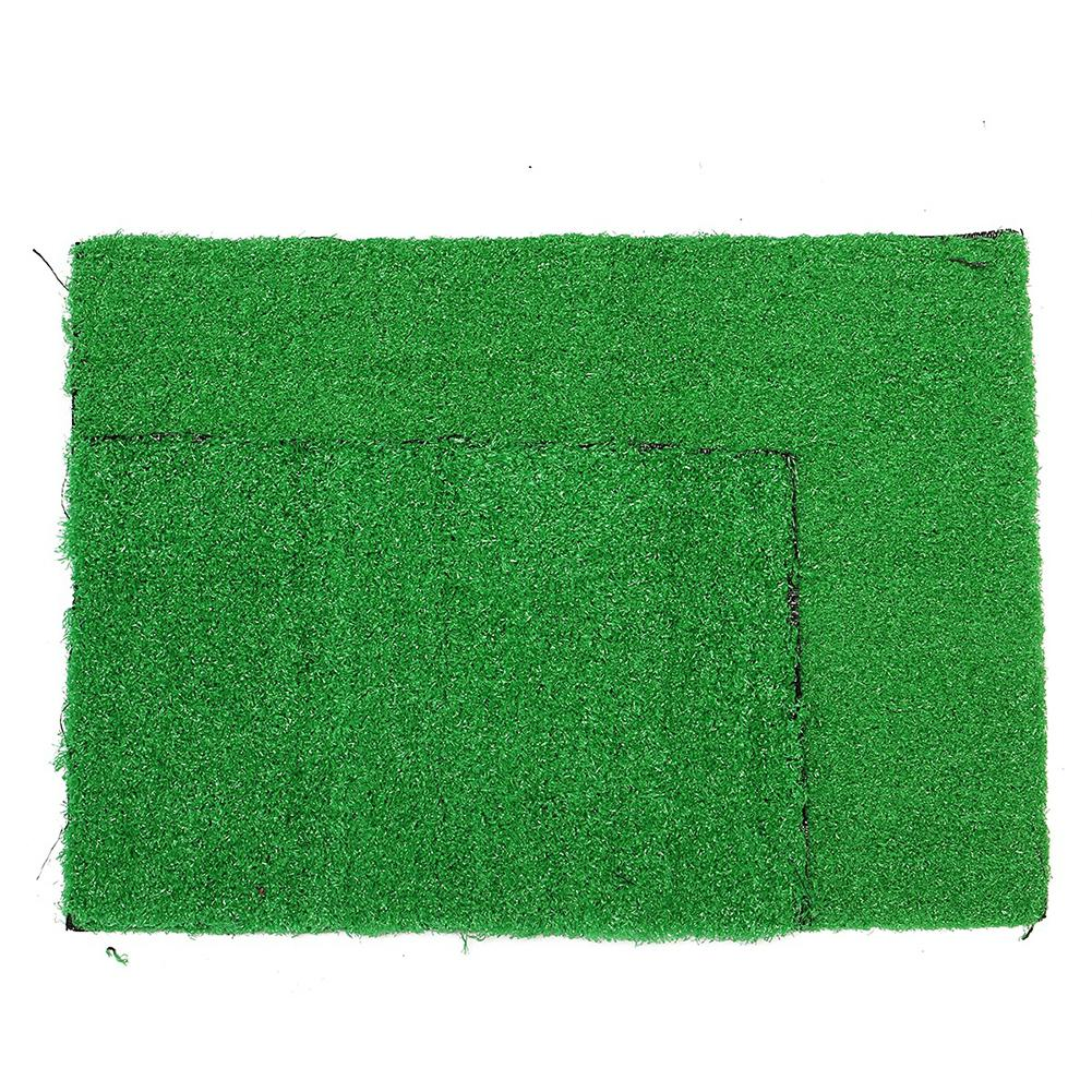 Saideng Pet Dog Cat Artificial Grass Toilet Mat Indoor Potty Trainer Grass Turf Pad Pet Supplies #4