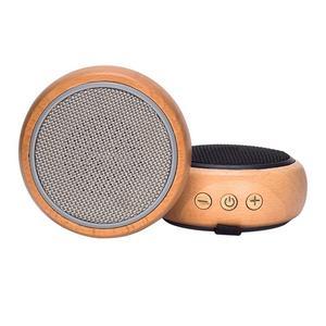 Image 1 - Reproductor de madera portátil inalámbrico Bluetooth altavoz innovador regalo estéreo Hd sonido música Surround dispositivos tipo colgante ordenador