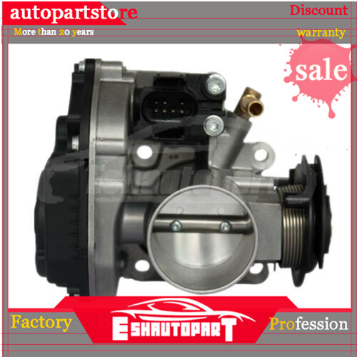 Throttle Body Assembly with Motor and TPS lll 1.0 1.4 OE <font><b>030133064D</b></font>/G/Q 408-237-130-002Z For Volkswagen image