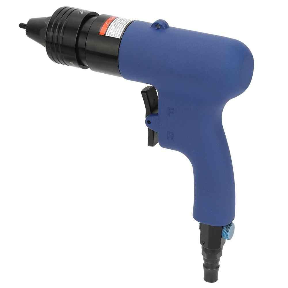 Pneumatische Klinkhamer Klinknagel Moer Gun Rivnut Instelling Gun Klinkhamer Air Klinkgereedschap M3-M4 Power Tool
