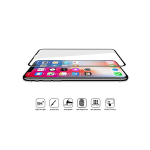 Image 5 - 高品質フルカバー強化ガラスxs最大xr × 8 7 6 6sプラス5sスクリーンプロテクターフィルムガラス100ピース/ロット卸売