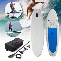 Gofun 310*68.5*10cm Stand Up Paddle Surfboard Inflatable Board SUP Set W ave Rider + Pump inflatable surf board paddle boat