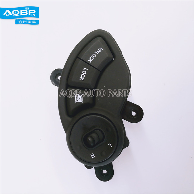 Door lock  Button switch relay assy 3710100U1010 for JAC rein and S3 Cars auto replacement parts Rearview mirror control
