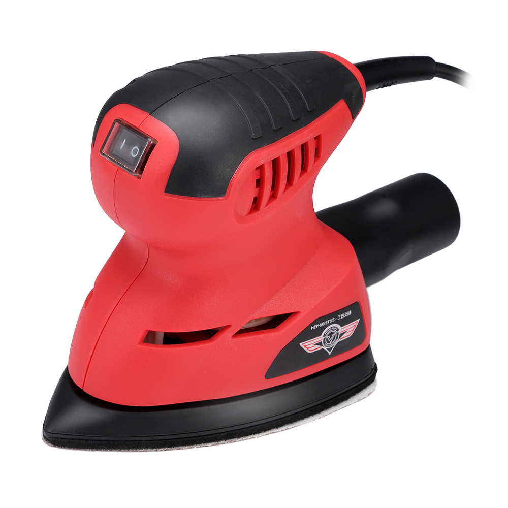 Electric Detailing Mouse Sander Polishing Machine 125W Electric Floor PolisherElectric Detailing Mouse Sander Polishing Machine 125W Electric Floor Polisher