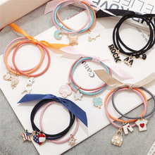 New cute head rope holster hair accessories wholesale rubber band headdress