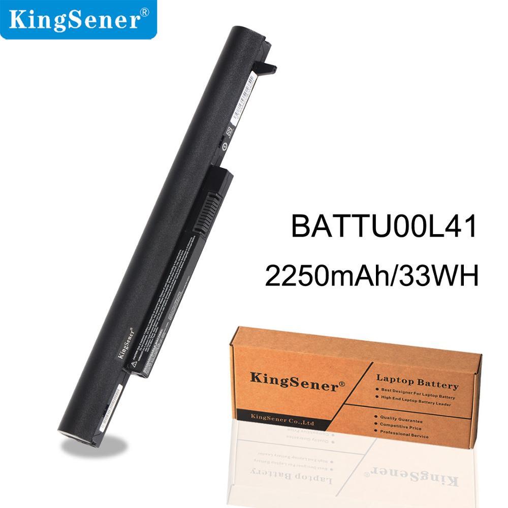 باتری لپ تاپ KingSener BATTU00L41 برای BENQ S35 S56 S36 BATTU00L41 BATTU00L42 BATTU00L44 BATTU00L81 14.4V 2250mAh
