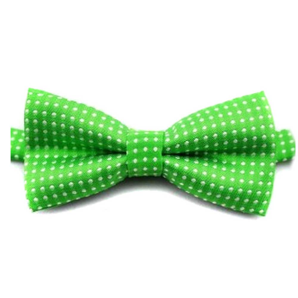 Милый галстук-бабочка в горошек для крутых детей, для мальчиков, новинка 2019 года, обтягивающий галстук-бабочка, смокинг, вечерние галстуки для шоу с животными, галстуки