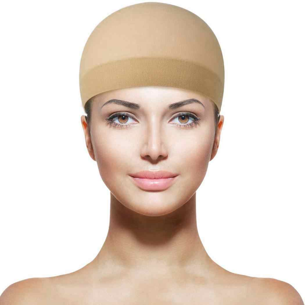Кепка эластичный парик для волос телесный черный парик сетка сплошная Женская сетка