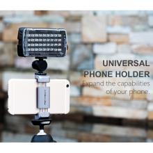 лучшая цена PGYTECH Pre-order Sales Universal Phone Clip Expansion Holder for DJI OSMO Pocket Expand Photographic Light Microphone Tripod