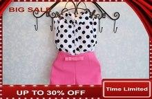 Летняя Модная стильная детская одежда полосатая футболка без
