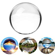 K9 Clear Crystal Ball Art Decor Crystal Prop Sphere for Photography Wedding Home Decoration  P15 fine art wedding photography