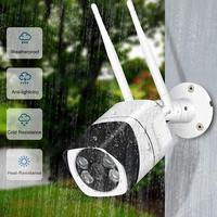 Dual WIFI Antenna And Two way Audio Security Camera HD 1080P Resolution (1920 * 1080)Wireless Ip Camera