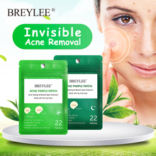 Breylee Acne Pimple Patch Acne Treatment Stickers Pimple Remover Tool Blemish Spot Skin Care Facial Mask Waterproof 22 Patches korea cosmetic cosrx acne pimple master patch 24 patches face skin care anti acne pimple treatment blemish acne remover 1 pack