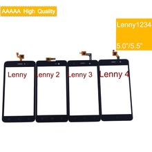 купить 10Pcs For Wiko Lenny 1 Lenny 2  Lenny 3 Lenny 4 Touch Screen Panel Sensor Digitizer Front Glass Touchscreen Lenny2 Lenny3 Lenny4 дешево
