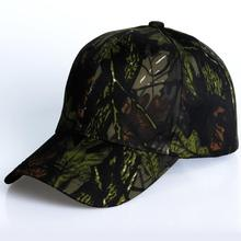 2019New Spring Summer Mens Army Camo Cap Baseball Casquette Camouflage Hats For Men Women Sunscreen