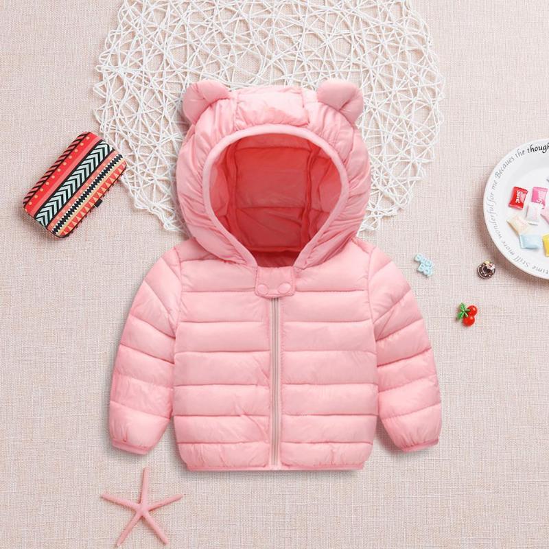 Coat Jacket Newborn Outerwear Infant Girls Autumn Baby Winter for Kids Warm