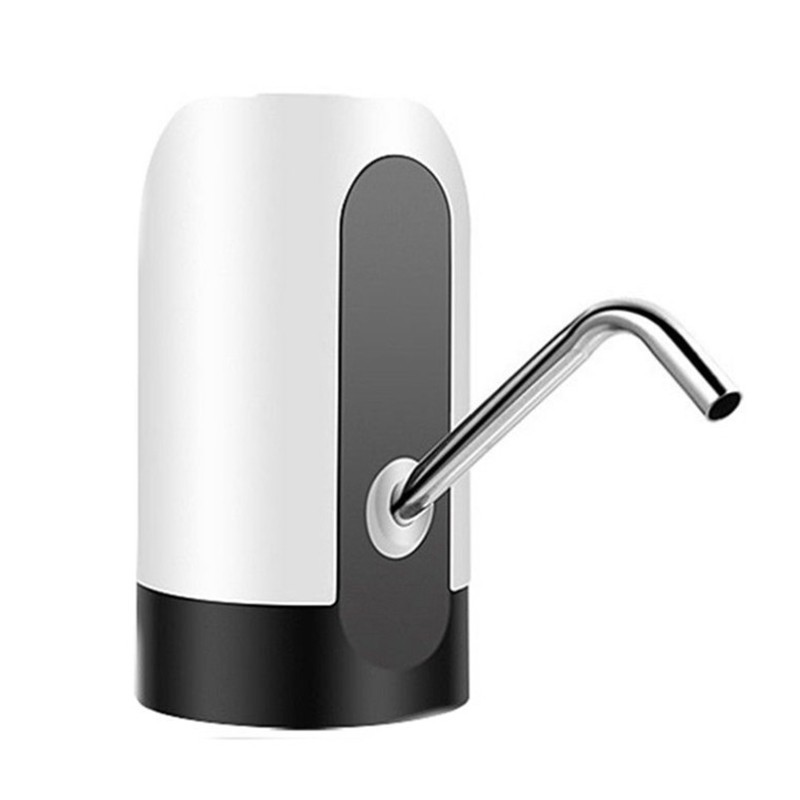 Brief Elegant Design 304 Stainless Steel Automatic Electric Portable Water Pump Dispenser Gallon Drinking Bottle SwitchBrief Elegant Design 304 Stainless Steel Automatic Electric Portable Water Pump Dispenser Gallon Drinking Bottle Switch