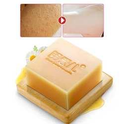 Мыло для ухода за кожей глубокое очищение Отшелушивание взрослых ромашки ручной работы около 120 г общие мыло