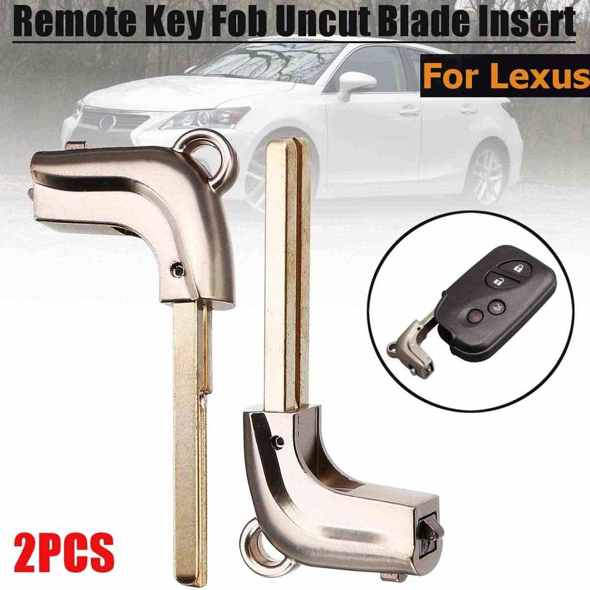 2 шт аварийный дистанционный брелок для ключей без реза для Lexus CT200h IS250 IS350 GS350 69515-50260 для 2007-2014